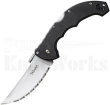 Cold Steel Talwar Lockback Knife Black G10 21TTLS