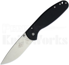 "ESEE Expat Medellin Frame Lock Knife Black (3.5"" Satin)"