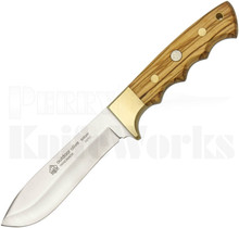 Puma IP Outdoor Fixed Blade Knife Olive Wood 826300