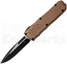 Guardian Tactical RECON-035 Automatic Knife Tan 97211