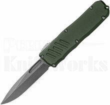 Guardian Tactical RECON-035 Automatic Knife Green 98511