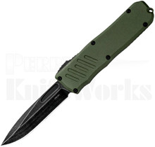 Guardian Tactical RECON-035 Automatic Knife Green 98611