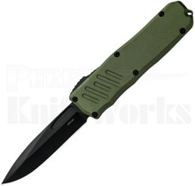 Guardian Tactical RECON-035 Automatic Knife Green 98111