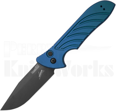Kershaw Emerson Launch 5 Automatic Knife Blue 7600BLUBLK