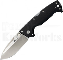 Cold Steel Demko AD-10 Lockback Knife Black G-10 28DD