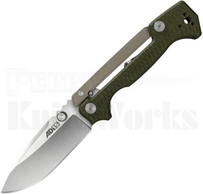 Cold Steel Demko AD-15 Scorpion Lock Knife Green 58SQ