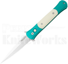 Protech The Don Custom Automatic Knife Teal