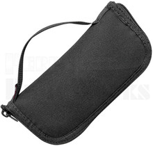 "Real Steel Urban Discreet 7"" Nylon Zipper Storage Knife Pouch"