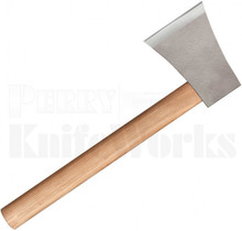 "Cold Steel 16"" Competition Throwing Hatchet Hickory 90AXF"