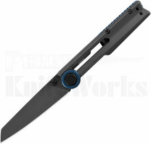 Kershaw Decibel Framelock Knife Gray Stainless Steel 2045