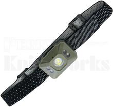 Bastion 4-Mode Waterproof LED Flashlight Headlamp - 300 Lumens