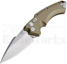 Hogue EX-A05 Spear Point Automatic Knife FDE 34514