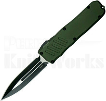 Guardian Tactical RECON-035 Automatic Dagger Knife Green 98231