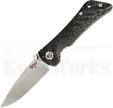 Southern Grind Spider Monkey Linerlock Knife Drop Point C/F