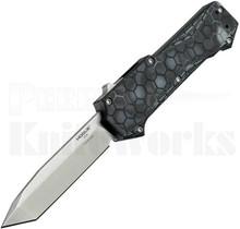 Hogue Compound OTF Automatic Knife Tanto l Black G-Mascus 34029