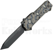 Hogue Compound OTF Automatic Knife Tanto l FDE G-Mascus l 34027