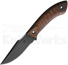 Daniel Winkler WKII Everycarry Fixed Blade Knife Maple
