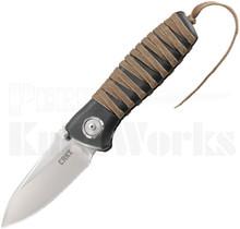 CRKT Parascale Deadbolt Lock Knife Cord Wrap 6235