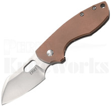 CRKT Vox Pilar Copper Framelock Knife 5311CU
