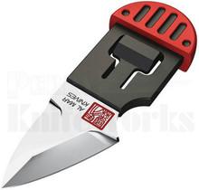 Al Mar Stinger Keychain Knife Red/Black