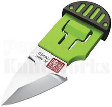Al Mar Stinger Keychain Knife Green/Black
