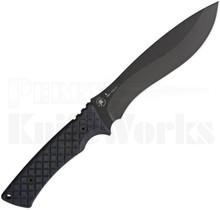 Spartan Blades Machai Fixed Blade Knife Black Micarta