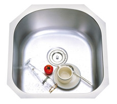 Stainless Steel Kitchen Sink Undermount Single - S1