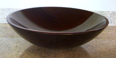Black Granite Vessel Bowl