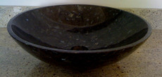 Emerald Pearl Granite Vessel Bowl