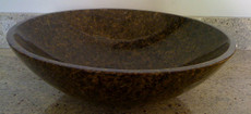 Verde Bahia Granite Vessel Bowl