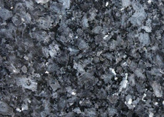 Blue Pearl Granite Sample