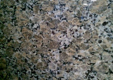 Butterfly Yellow Granite Sample