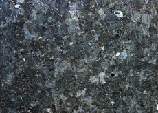 Emerald Pearl Granite Sample