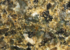 Verde Bahia Granite Sample