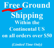free shipping orders over $50