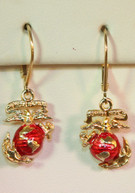 USMC Earrings
