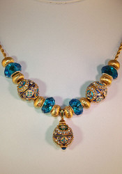 Blue Gold combination