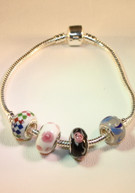 Porcelain Multi Colored Beads2