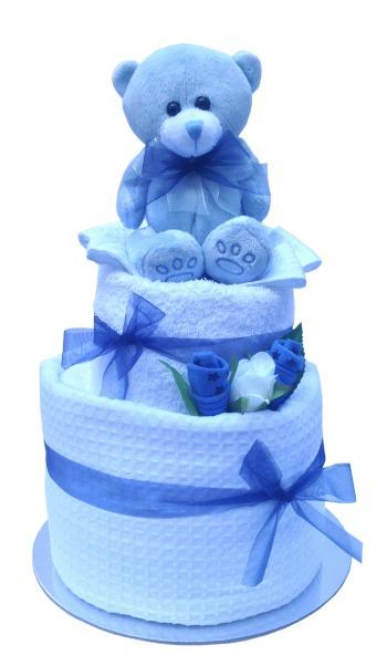 Nappy cake beautiful boy
