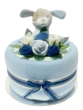 Nappy Cake Baby Boy Harmony