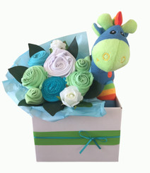 BABY CLOTHING BOUQUETS