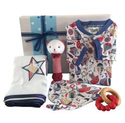 Baby boy gift box precious