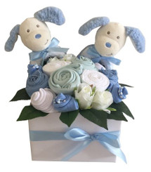 Twin bouquets