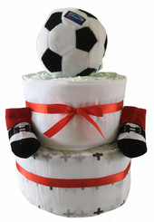 Nappy Cake soccer ball