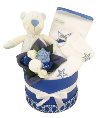 baby boy gift hamper