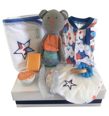 Baby hamper , baby boy gift box