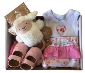 Baby girl hamper brisbane