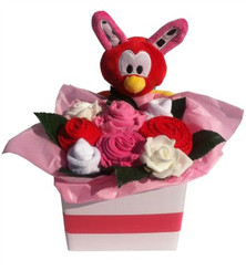 Baby Clothing Bouquet Cute Girl