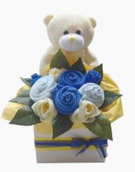 Baby bouquet boy