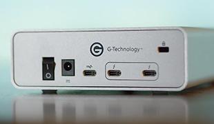 G-Drive 10TB with Thunderbolt 3 0G05378